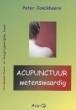 Peter Jonckheere , Acupunctuur wetenswaardig