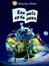 Geronimo  Stilton Een muis op de maan