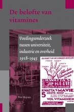 Pim  Huijnen De belofte van vitamines