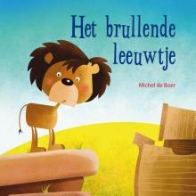 Michel de Boer Het brullende leeuwtje