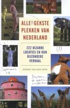 Jeroen van der Spek , Alle gekste plekken van Nederland