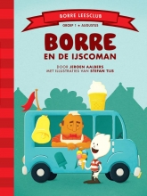 Jeroen  Aalbers Borre en de ijscoman