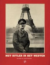 Heinrich  Hoffmann Met Hitler in het Westen