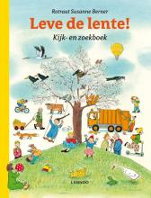 Rotraut Susanne  Berner Kijk- en zoekboek - Leve de lente!