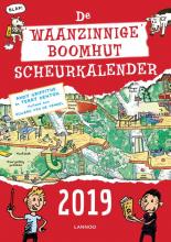 Andy  Griffiths, Terry  Denton De waanzinnige boomhut scheurkalender 2019