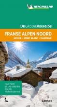 , De Groene Reisgids - Franse Alpen Noord