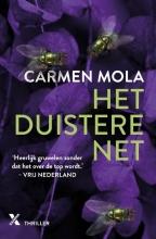 Imke Zuidema Carmen Mola, Het duistere net