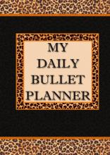 Saskia Dierckxsens , Mijn dagelijkse bullet planner