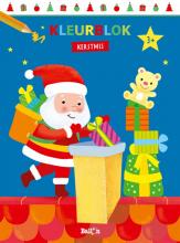 , Kleurblok Kerstmis