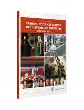 Harald Buskop , Examenkatern-Training voor het Examen met Historische Contexten-vwo vanaf 2022