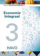 Ton  Bielderman, Paul  Scholte, Gerda  Leyendijk, Gerrit  Gorter, Herman  Duijm, Theo  Spierenburg Economie Integraal havo Leeropgavenboek 3