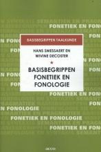 Wivine Decoster Hans Smessaert, Basisbegrippen fonetiek en fonologie