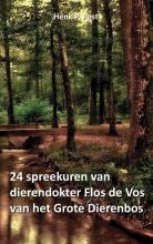 Henk P.  Post 24 spreekuren van dierendokter Flos de Vos