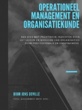 Jens  Devillé Operationeel Management en Organisatiekunde