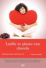 Fenna  Janssen Liefde in plaats van chocola