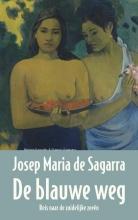 Josep Maria de Sagarra De blauwe weg
