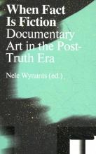 Nele Wynants , When Fact Is Fiction