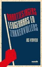 Jos Verveen , Baantjesjagers, leugenaars en zakkenvullers
