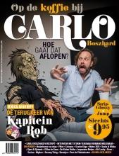 Fred de Heij Carlo Boszhard  Romano Molenaar, StripGlossy pakket