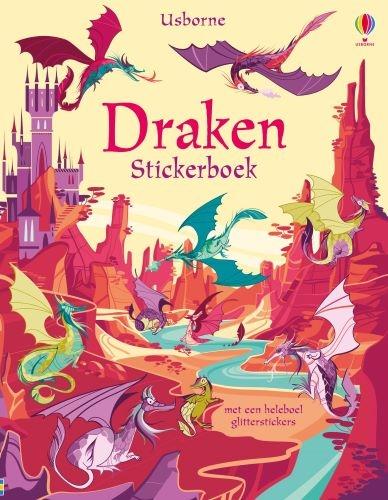 ,Draken stickerboek