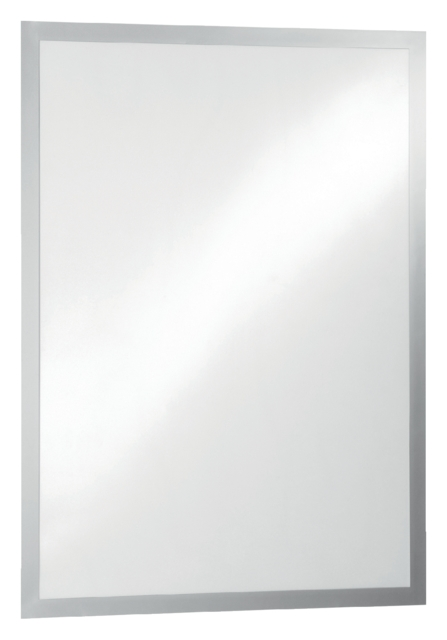 ,Duraframe Durable 499523 poster A2 zilvergrijs