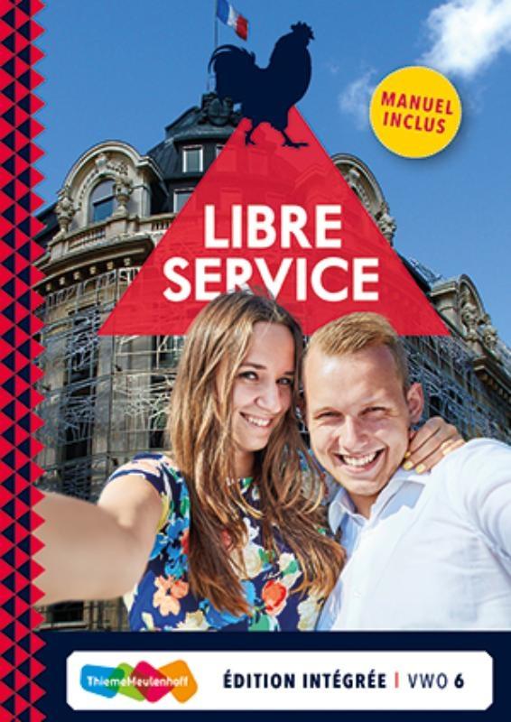 ,Libre Service 6 vwo Edition intégrée
