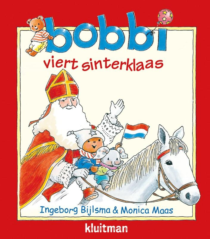 Ingeborg Bijlsma,Bobbi viert sinterklaas