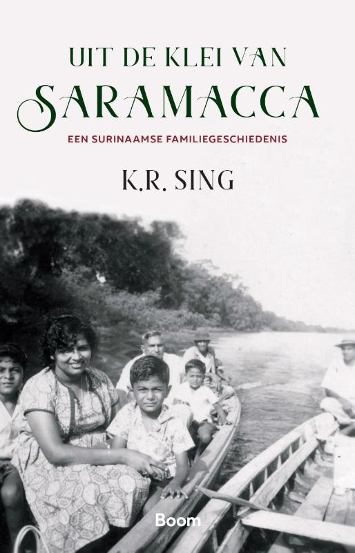 K.R. Sing,Uit de klei van Saramacca