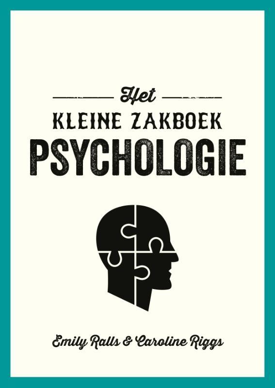 Emily Ralls, Caroline Riggs,Psychologie - Het kleine zakboek