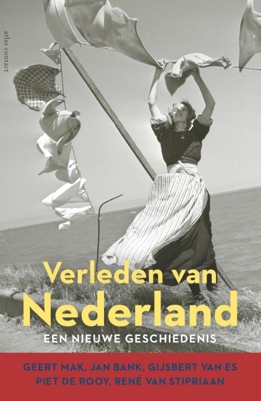 Geert Mak, Jan Bank, Gijsbert van Es, Piet de Rooy, René van Stipriaan,Verleden van Nederland