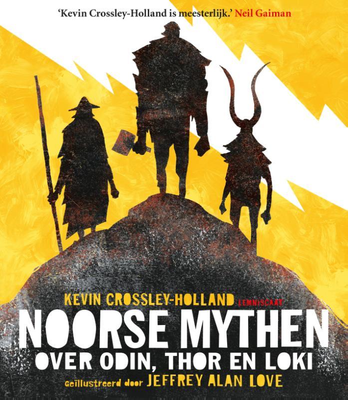 Kevin Crossley-Holland,Noorse mythen