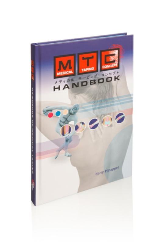 Harry  Pijnappel,Handbook of medical taping
