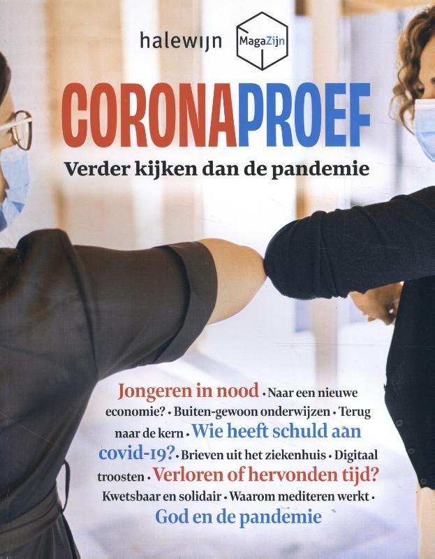 Johan Van der Vloet, Ilse Cornu,Coronaproef