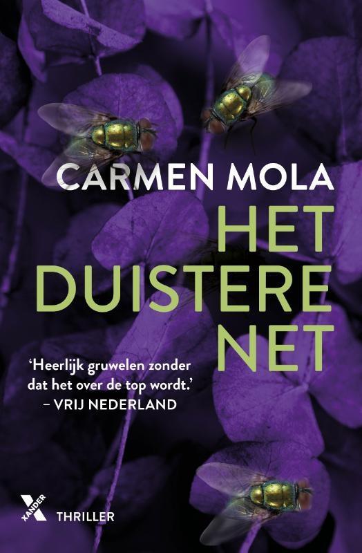 Carmen Mola, Imke Zuidema,Het duistere net