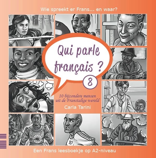 Carla Tarini,Qui parle français ? Deel 8
