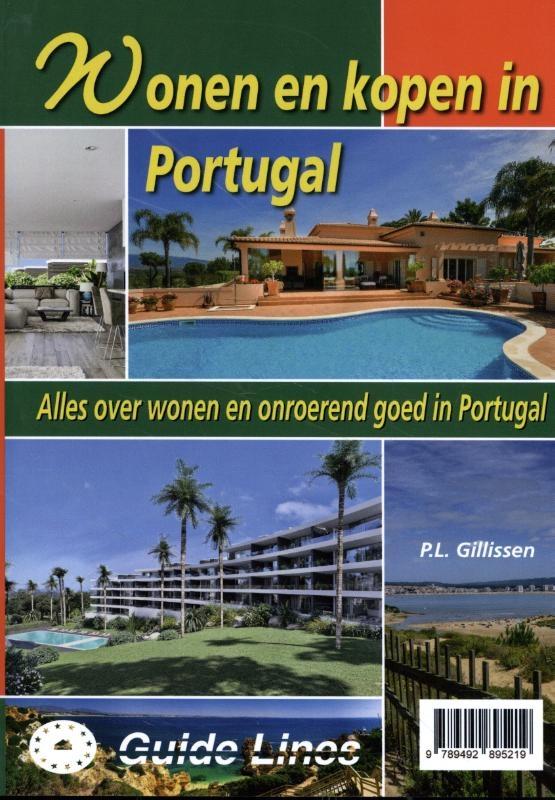 P.L. Gillissen,Wonen en kopen in Portugal