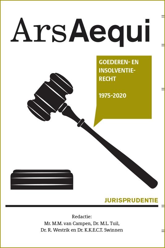 ,Jurisprudentie Goederen- en faillissementsrecht 2020