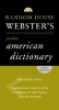 Random House,Random House Webster`s American Dictionary