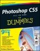 Obermeier, Barbara,Photoshop CS5 All�in�One For Dummies