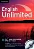 Tilbury, Alex,English Unlimited Upper Intermediate Coursebook with E-Portf