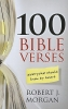 Morgan, Robert J.,100 Bible Verses Everyone Should Know by Heart
