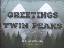 Insight Editions,Insight*Twin Peaks Card Collection