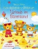 Brooks, Felicity, ,Mein Anziehbären-Stickerbuch: Urlaub im Bärenland