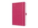<b>!weekagenda Jolie Flair 2020  A5 fuchsia roze, 174blz, 80g                                2 Pagina`s = 1 Week</b>,