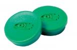 ,Magneet Legamaster 10mm 150gr groen