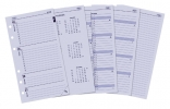 ,Agendavulling 2020-2021 Kalpa standaard 7dag/2 pagina