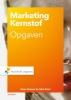 Hans  Vosmer, John  Smal,Marketing Kernstof opgaven