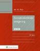 P.S.  Fluit,Socialezekerheidswetgeving 2020