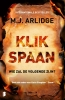 <b>M.J.  Arlidge</b>,Klikspaan HELEN GRACE DEEL 4