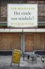 Cor  Molenaar,Het einde van winkels? - De strijd om de klant
